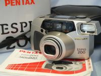 *BOXED-MINT* Pentax ESPIO 200 Camera Cased + Inst £19.99